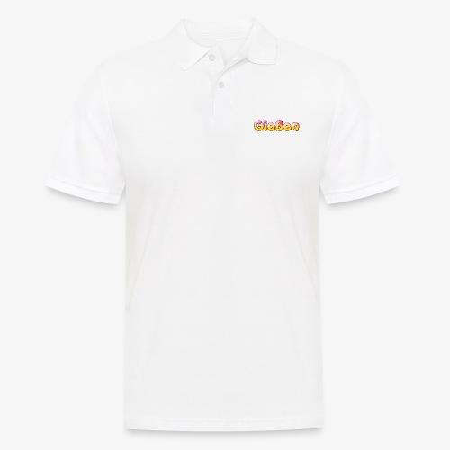 Gießen - Männer Poloshirt