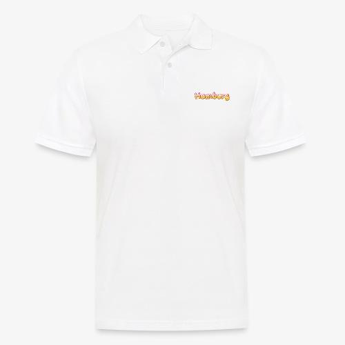 Hamburg - Männer Poloshirt