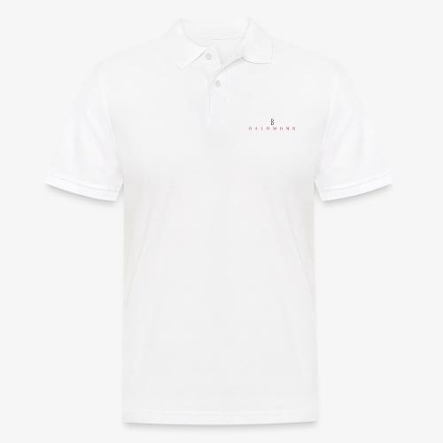 Baldmonk Classic Logo - Men's Polo Shirt