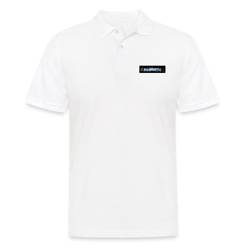 DerHardstyle.ch Kleines Logo - Männer Poloshirt