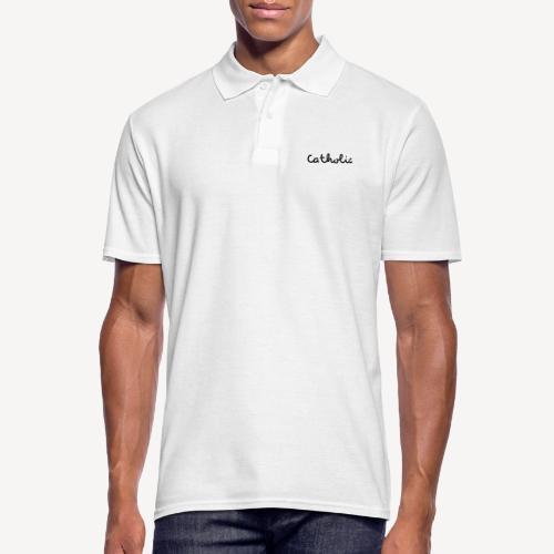 CATHOLIC - Men's Polo Shirt