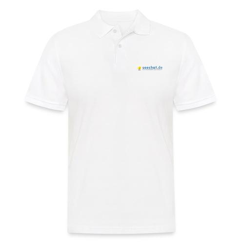 seechatdiebodenseecommunity66 - Männer Poloshirt