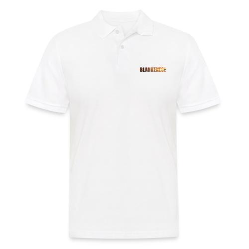 Blankenese Hamburg - Männer Poloshirt