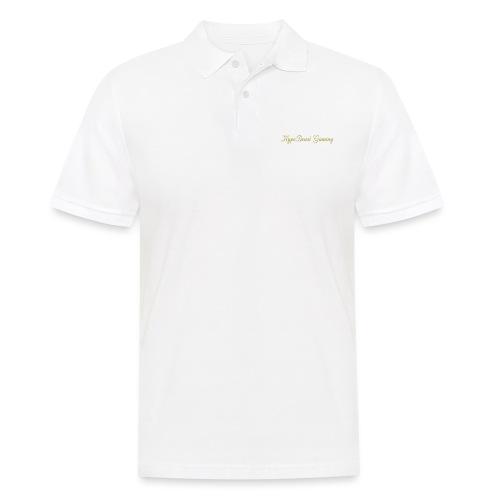 HBG Cool Handwriting - Men's Polo Shirt