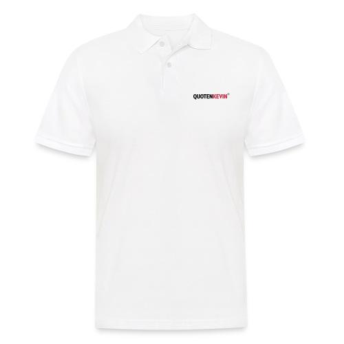 Quotenkevin – Geschenkidee - Männer Poloshirt