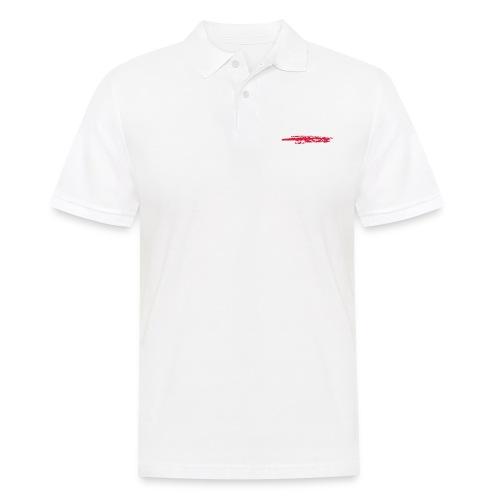 Linie_03 - Männer Poloshirt
