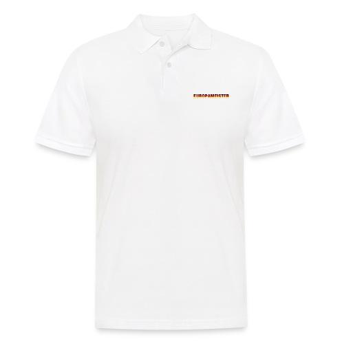 Europameister - Männer Poloshirt
