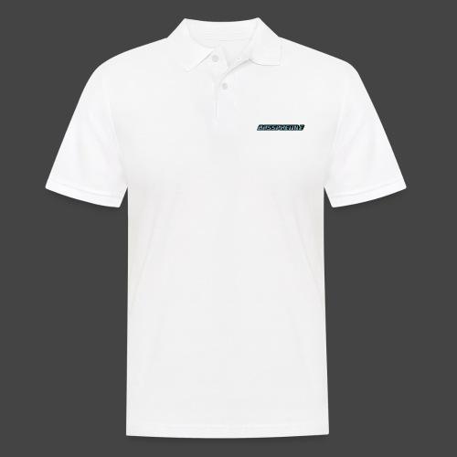 Bassphemie - Blau (Original Design) - Männer Poloshirt