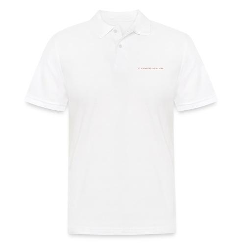 Be A Savage - Men's Polo Shirt