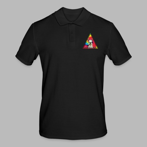 Illumilama logo T-shirt - Men's Polo Shirt