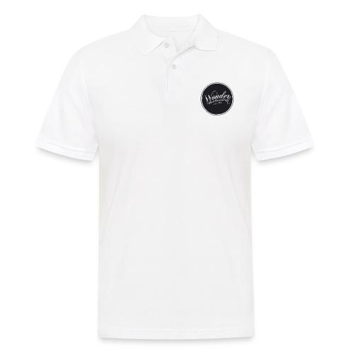 Wonder T-shirt - oldschool logo - Herre poloshirt