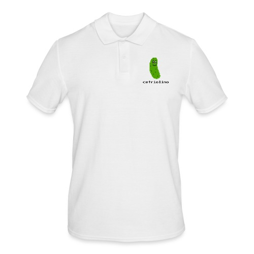 8-bit Pickle (Light T-Shirt) - Polo da uomo