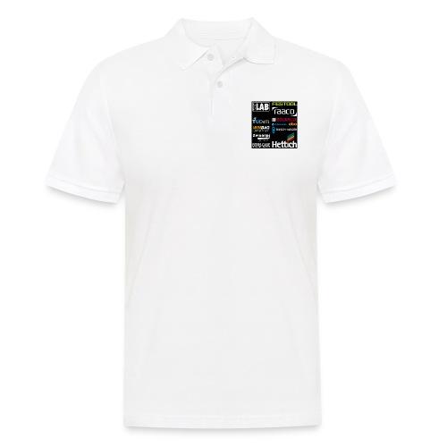 Sponsors back - Men's Polo Shirt
