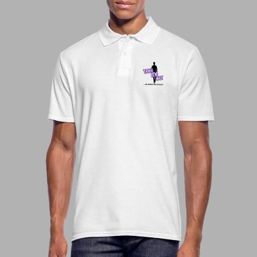 Take me out_Er_Variante 1 - Männer Poloshirt