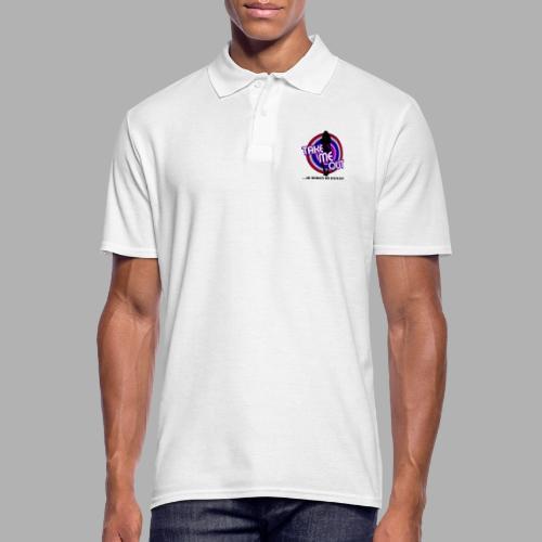 Take me out_Sie_Var. 2 - Männer Poloshirt