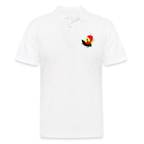Abstrakt 001 - Männer Poloshirt