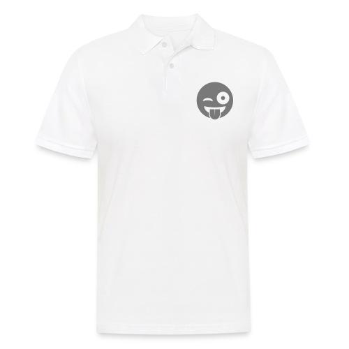 Emoji - Männer Poloshirt
