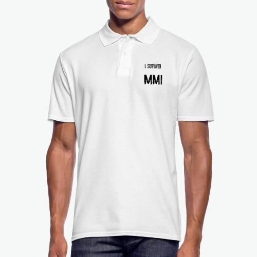 MMI SURVIVOR - Polo Homme