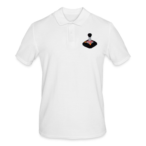 8 piece trip Tac 2 Joystick - Men's Polo Shirt