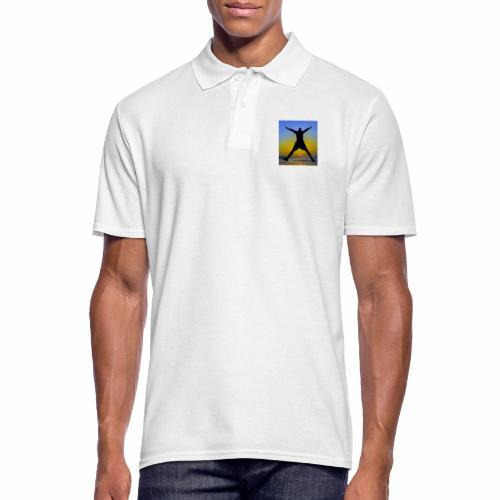 Sunset Beach 3 - Männer Poloshirt