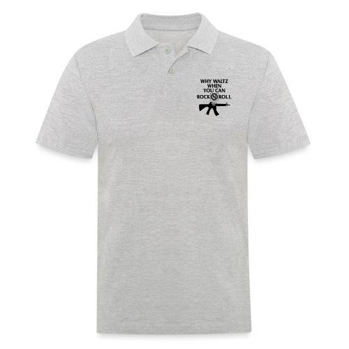 lost boys why waltz - Men's Polo Shirt