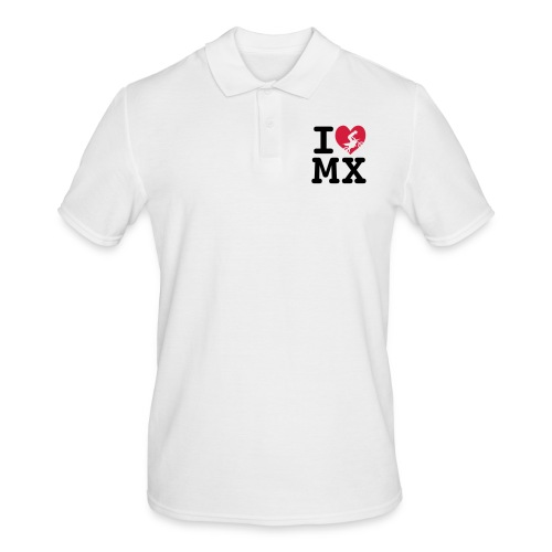 I love MX 2 - Polo Homme
