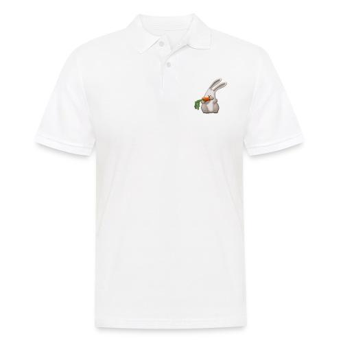Hase - Männer Poloshirt