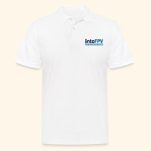 IntoFPV Logo - Men's Polo Shirt