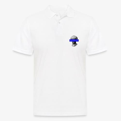TETE GRECQ BLUE - PERCEPTION CLOTHING - Polo Homme