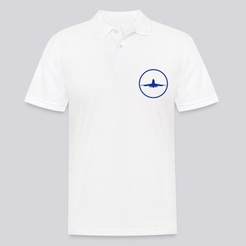 IVAO (symbole bleu) - Polo Homme