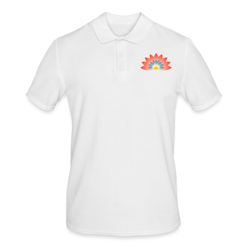 Support Renewable Energy with CNT to live green! - Men's Polo Shirt