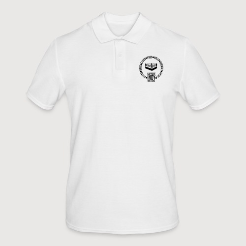 Support Indy Wrestling Anywhere - Men's Polo Shirt