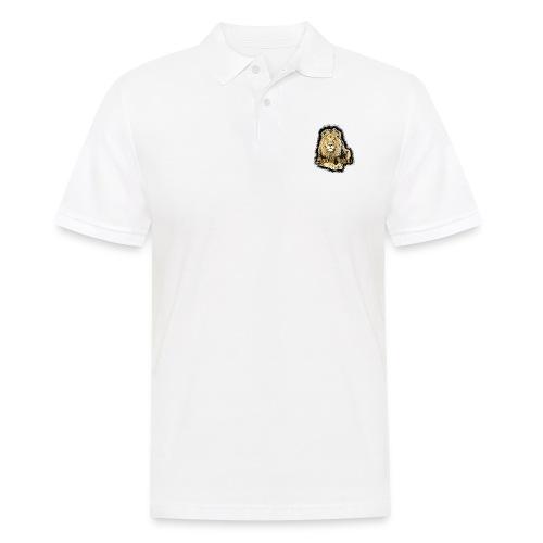 Lion of Judah - Rastafarai - Männer Poloshirt