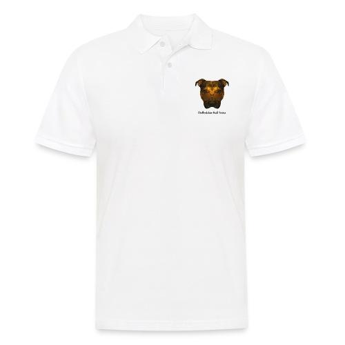 Staffordshire Bull Terrier - Men's Polo Shirt