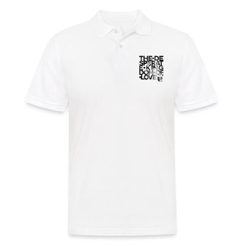 Desperate Kingdom of Love - Men's Polo Shirt