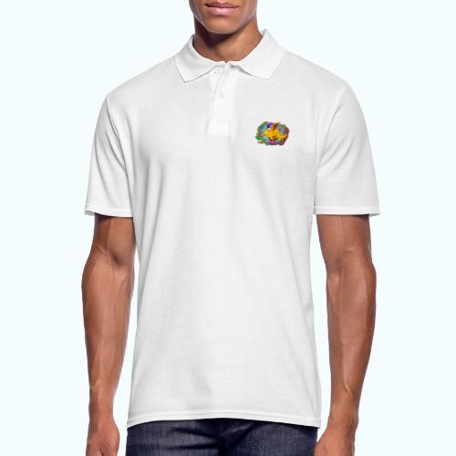 80s comic - Men's Polo Shirt