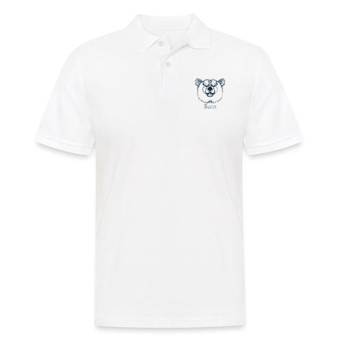 T-shirt bear crayonné Tee shirts - Polo Homme