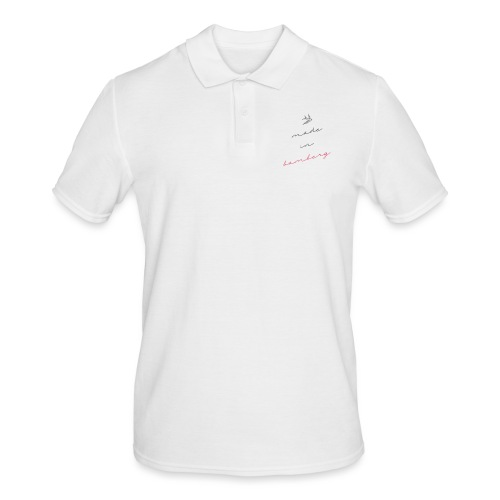 Made in Bamberg - Männer Poloshirt