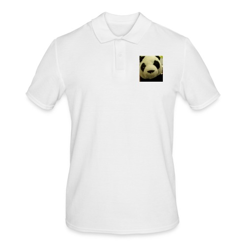 panda - Männer Poloshirt
