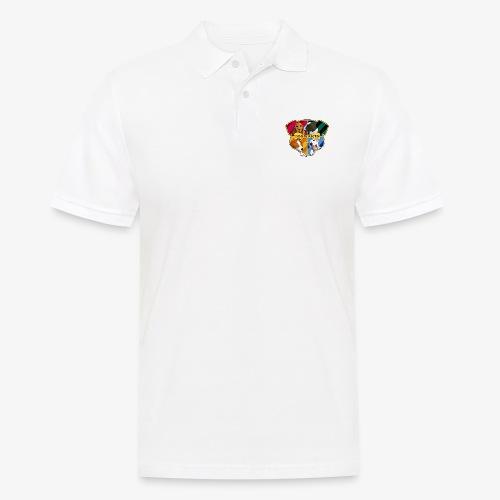Dogwarts Logo - Men's Polo Shirt