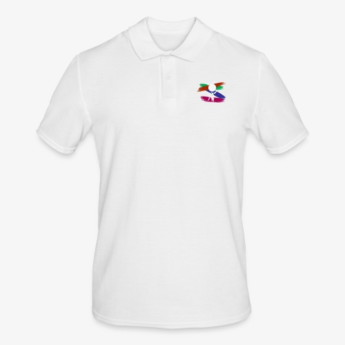 Prototype Shirts-WhiteTiger5B Logo shirt - Men's Polo Shirt