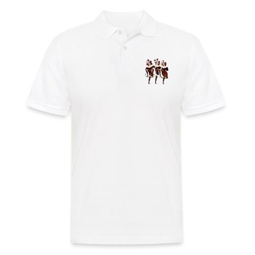 Vintage Dancers - Men's Polo Shirt