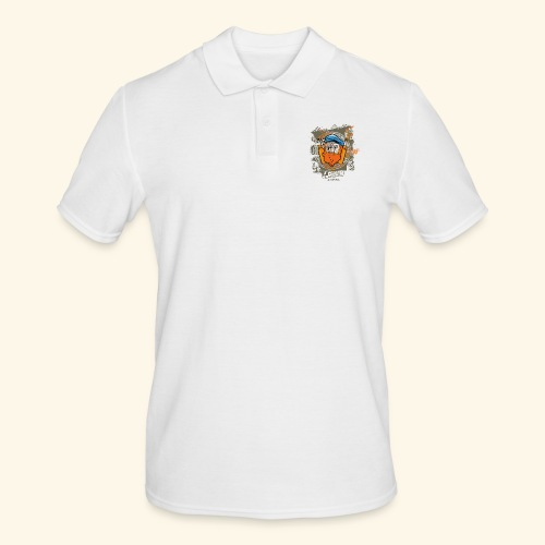 Malthead Whisky T Shirt - Männer Poloshirt