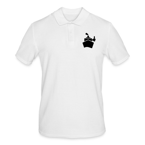 King of the boat - Männer Poloshirt