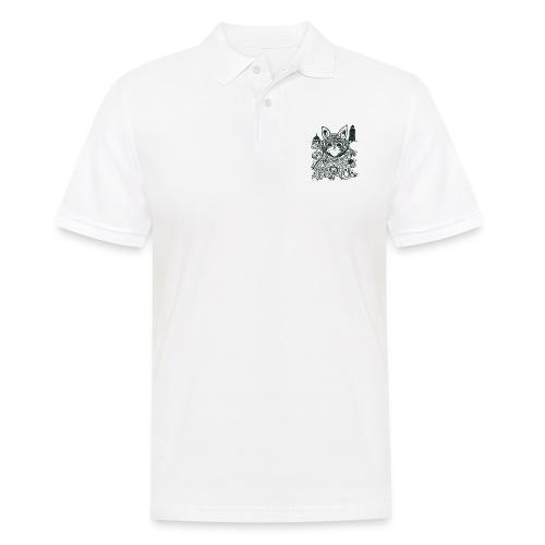 The Heart Is A Golden Fractal - Men's Polo Shirt