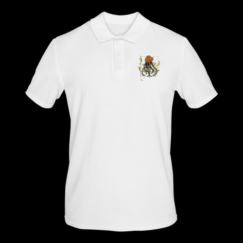 Rose octopus - Polo Homme