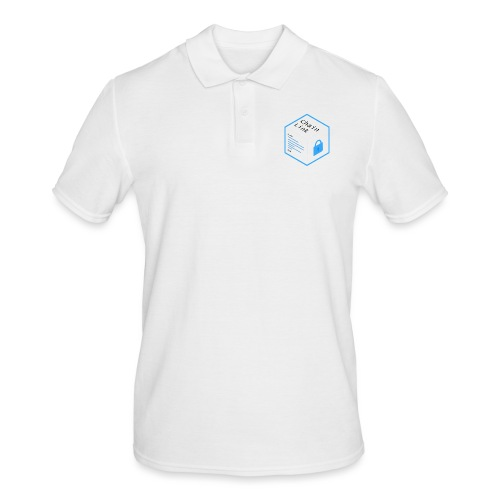 Cryptocurrency - ChainLink - Männer Poloshirt