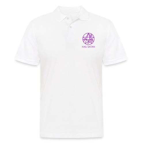 Hail Satan! - Men's Polo Shirt