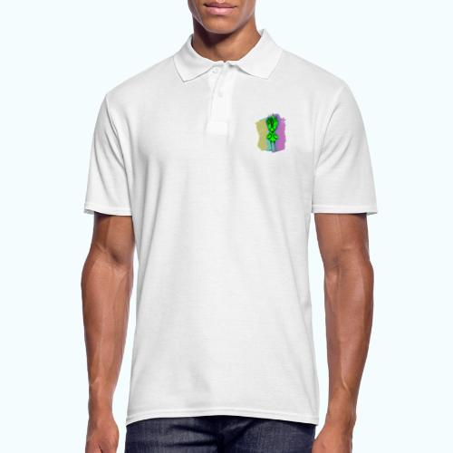 LITTLE COBOLD real drawing - Men's Polo Shirt