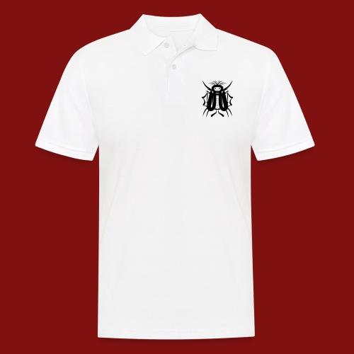 butterflyman - Männer Poloshirt